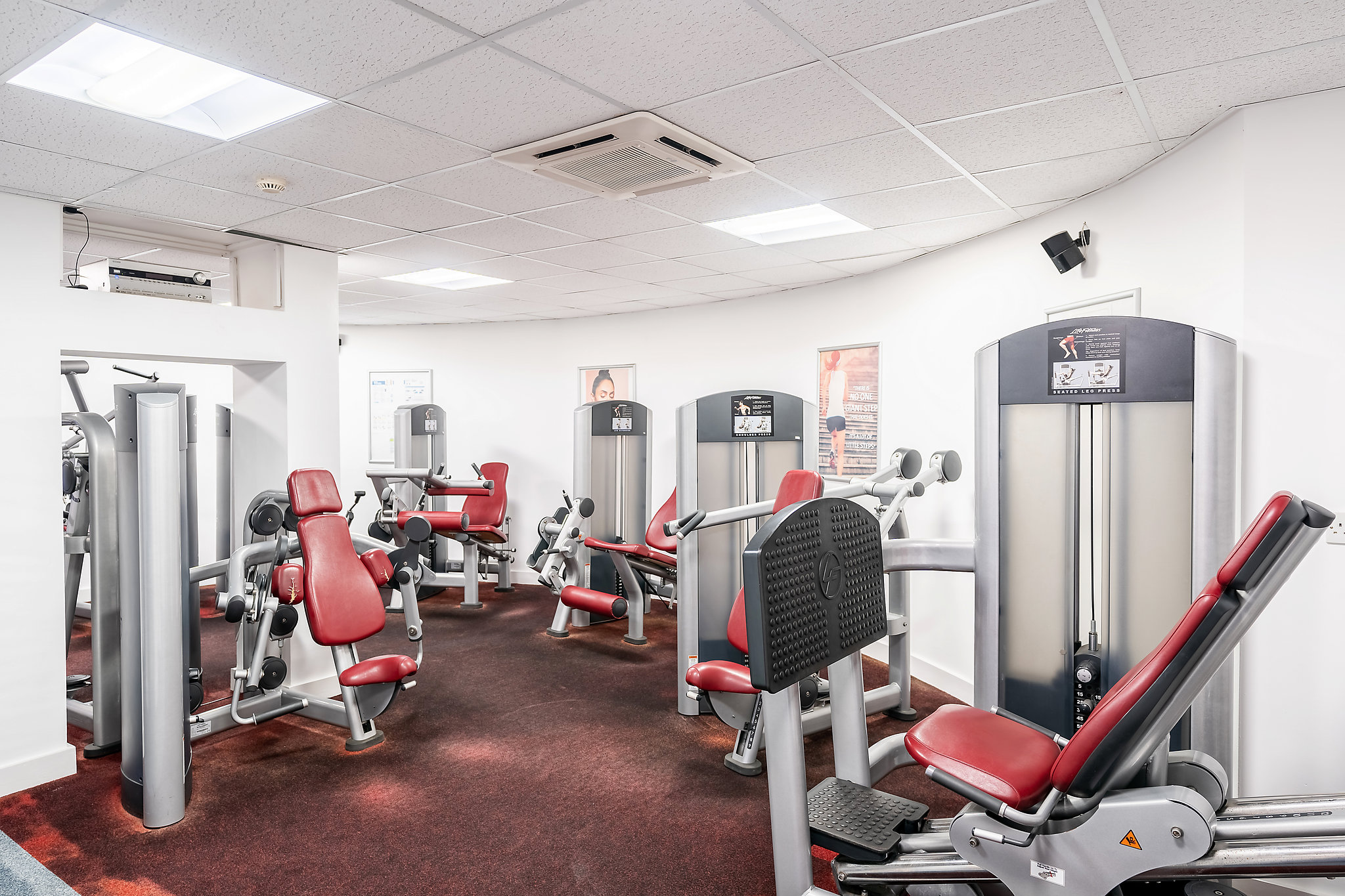 Gym Leisure Membership Owston Hall